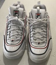 FILA Men's Shoes Size 11 (As New Condition)