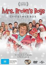 Mrs. Browns Boys - 2017 Christmas (DVD, 2017, 5-Disc Set)