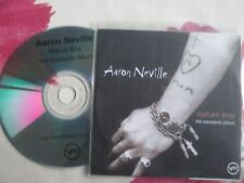 Aaron Neville – Nature Boy: The Standards Album  Verve Records Promo CD Album