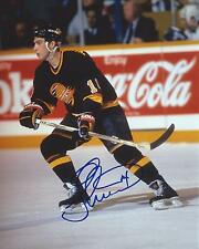 Geoff Courtnall Signed 8x10 Photo Vancouver Canucks Autographed COA