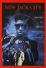 New Jack City (1998)- NEW DVD-FREE  SHIPPING