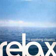 RELAX - 12 SOOTHING CLASSICS: PROMO CD: GRIEG SATIE BEETHOVEN MAHLER TCHAIKOVSKY