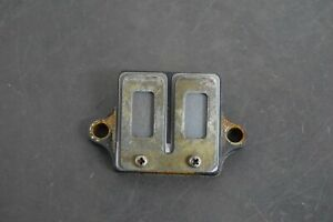 SUZUKI PE175 RM100 RM125 RS175 ENGINE CYLINDER AIR INTAKE REED VALVE ASSEMBLY
