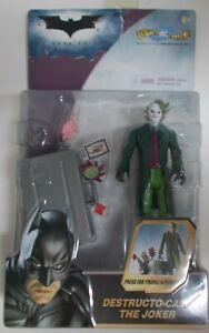 """Mattel's Batmans' 2007  """" Destructo-Case The Joker """" MOC DCherozone.com"""