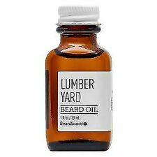 Beardbrand Lumber Yard Beard Oil - 1 fl oz