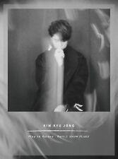 KIM KYU JONG SS501 - Play in Nature Part.3 SNOW FLAKE CD+Photobook+Tracking no.