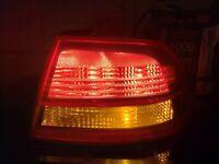 03 04 05 06 07 Saab 9-3 SEDAN REAR RIGHT PASSENGER TAIL LIGHT LAMP **TESTED**