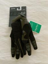 Fox Racing Dirtpaw Przm Camo Gloves Camo Full Finger Small Padded Durable Unisex