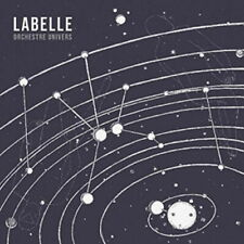 LABELLE-ORCHESTRE UNIVERS-IMPORT CD WITH JAPAN OBI F30