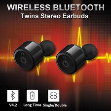 USA Mini Twins True Wireless Bluetooth Stereo Headphone Headset Earphones Earbud