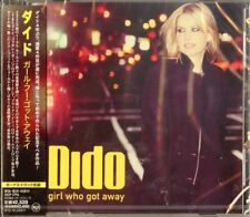 DIDO-GIRL WHO GOT AWAY-JAPAN CD BONUS TRACK F30