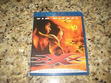 xXx Vin Diesel Blu-ray Disc, 2006.