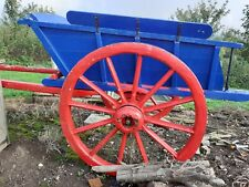 More details for large horse drawn tipping cart