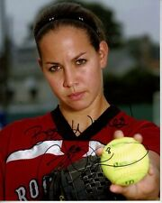 CAT OSTERMAN Signed Autographed USA OLYMPIC SOFTBALL Photo