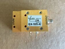 K-Band LNA Optimized for 18GHz - 20GHz Microwave Amp WR-42 input, SMA output
