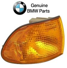 For BMW E38 740i Front Passenger Right Turn Signal Light w/ Yellow Lens Genuine