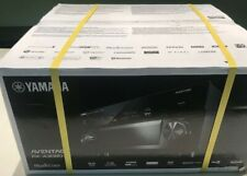 BRAND NEW Yamaha AVENTAGE RX-A3080BL 9.2-Channel A/V Home Theater Receiver Black