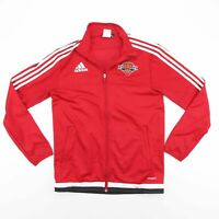 ADIDAS Climacool  Red Casual Track Shell Sports Jacket Mens Size Small