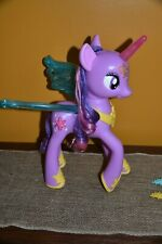 PRINCESS TWILIGHT SPARKLE SINGING LIGHT UP MOVING LARGE MY LITTLE PONY GUC