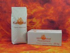 Feuerzement, feuerfester Fertigmörtel, 25kg