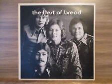 Bread – The Best Of Bread   Vinyl LP Compilation UK 1973 Rock ELEKTRA - K 42115