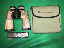 Leupold 10x50  Wind River Mesa , new , with case and strap .