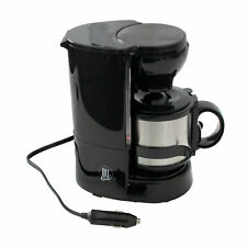 24V Kaffeemaschine kompakt für Fernfahrer 250W Becher Automat LKW Trucker Boot