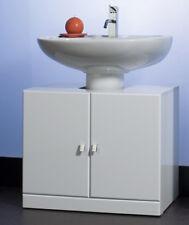 Mobile da bagno PER arredo copricolonna  con copri colonna bianco BASE MULTIUSO