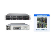 *NEW* SuperMicro SSG-6027R-E1CR12L 2U Server with X9DRD-EF Motherboard