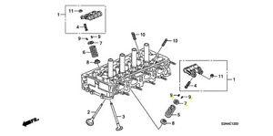 2004-2009 S2000 AP2 OEM Retainer Set / 2000-2003 S2000 AP1 Upgrade Kit