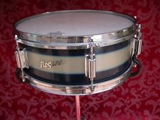 """1960's ROGERS 14"""" LUXOR SNARE DRUM in DUCO LACQUER"""