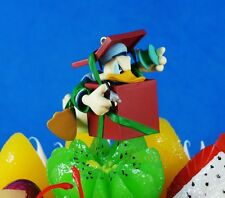 Hallmark Disney DONALD SURPRISING GIFT Duck Dekor Tortendeko Tortenfigur K1032