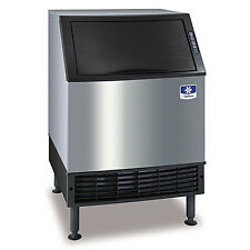 MANITOWOC COMMERCIAL UNDERCOUNTER 198LB ICE MACHINE MAKER FULL DICE  UD-0190A