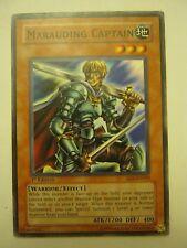 (x1) Marauding Captain SD5-EN009 Earth Card Yu-Gi-Oh (JB-62)