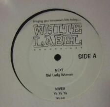 "Nivea(12"" Vinyl)Girl Lady Women-white label-WL 041-VG/VG"