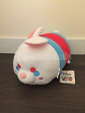 RARE Authentic Japan Disney Medium White Rabbit Tsum Tsum NWT