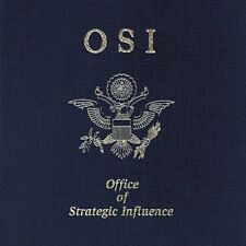 Office Of Strategic Influence By Osi By Osi On Audio CD Album Very Good