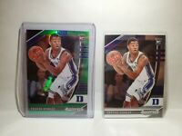 🔥 2020-21 Panini Prizm Draft CASSIUS STANLEY GREEN PRIZM Rookie RC Pacers