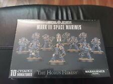 Mark 3 space marines
