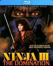 Ninja III Domination 0826663140729 With SHO Kosugi DVD Region 1