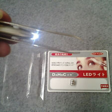 High Quality Makeup Eyebrow Hair Removal Tweezer With LED Light