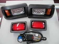CLUB CAR DS GOLF CART DELUX LED LIGHT KIT WITH TURN SIGNAL & BRAKE LIGHT#1001L