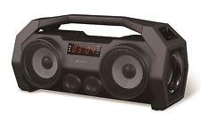 Platinet Boombox Portable Stereo Bluetooth Speakers Megasound Hi-Fi Super Bass