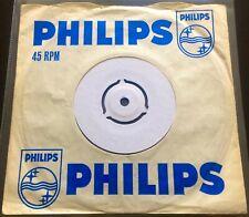"DAVID BOWIE ""Space Oddity"" BF 1801 RARE 1969 UK 7"" TEST PRESSING SINGLE DJ VINYL"