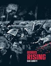 Horus Rising by Dan Abnett - Games Workshop Hardback