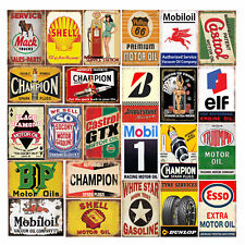 US SHIPPING Retro Vintage Tin Sign Home Decor Man Cave Garage Gas Bar Funny