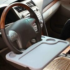 Portable Table Desk Multi Tray Stand on Steering Wheel Work Eating for Any Car