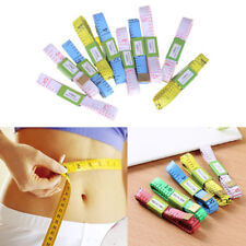 5Pcs 150cm Body Measuring Ruler Sewing Cloth Tailor Tape Soft Measure Tool MA