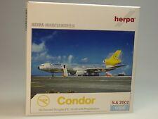 Herpa Wings dc 10-30 cóndor ila 2002 - 500203 - 1:500