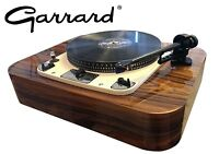 Plinth for Garrard 301 9 inches gloss piano palisander (rosewood)